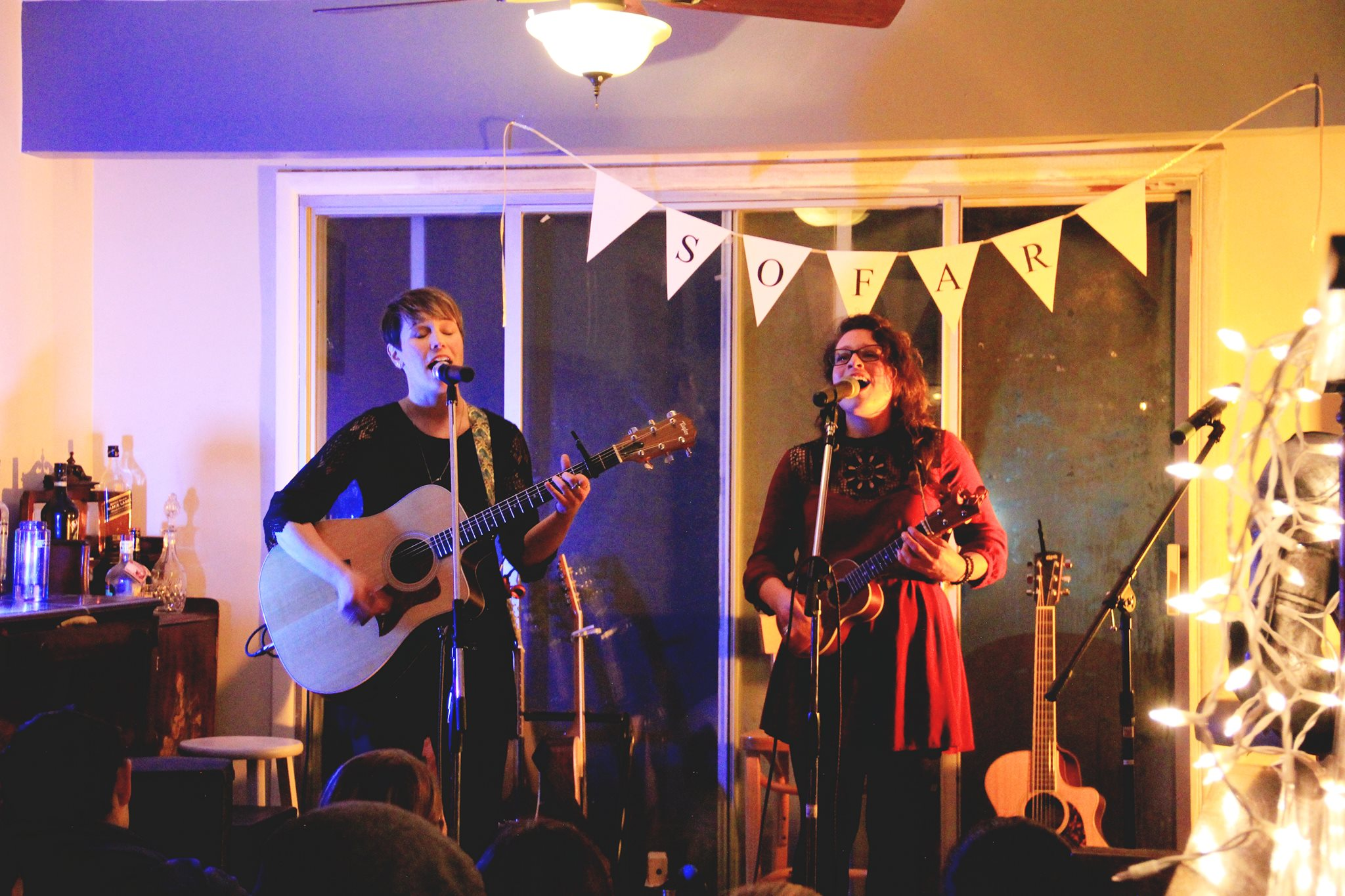 Sofar Sounds February 2016