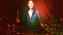 Mr Milow as Drum DJ