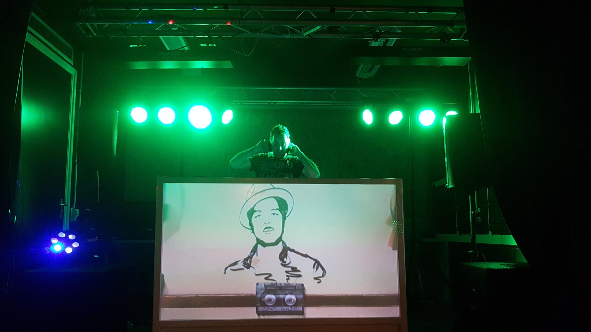 Video DJ Booth
