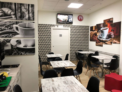 Restyling Locali Ragusa – Union srl