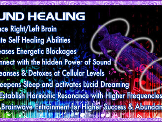 History of  sound healing