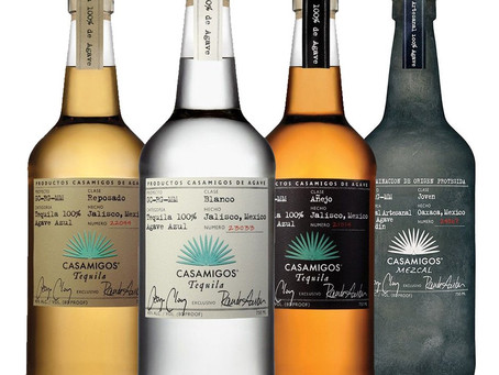 Casamigos are the Timberlands of tequila.