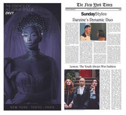 PF -Newspaper - Fashion Section