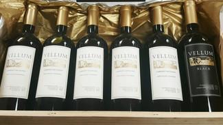 Vellum Wine Library