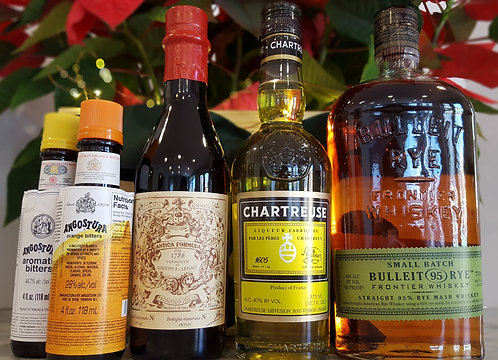 Manhattan & Greenpoint Cocktail Kit