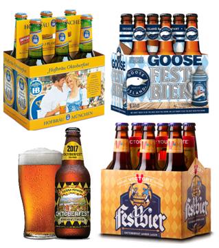 Oktoberfest & Fall Beer