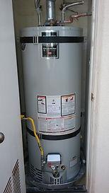 new bradford white water heater