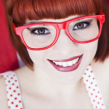 Quirky Redhead