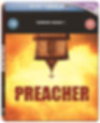 Preacher Season 1 Steelbook Blu ray HMV