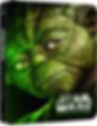 Star Wars Episode 2: Attack of the Clones HMV Steelbook