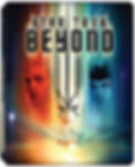 Star Trek Beyond Blu ray Steelbook