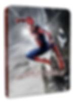 The Amazing Spider-Man 2 HMV Exclusive Steelbook