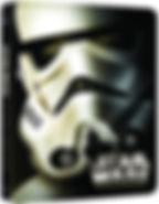 Star Wars Episode 5: The Empire Strikes Back HMV Steelbook