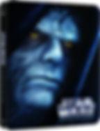 Star Wars Episode 6: Return of the Jedi HMV Steelbook