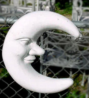 Moon with Face, Small