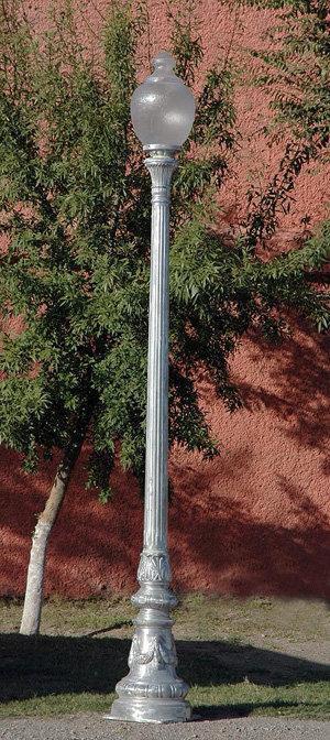 """San Felipe Lamp,Single-H:10'2"""""""