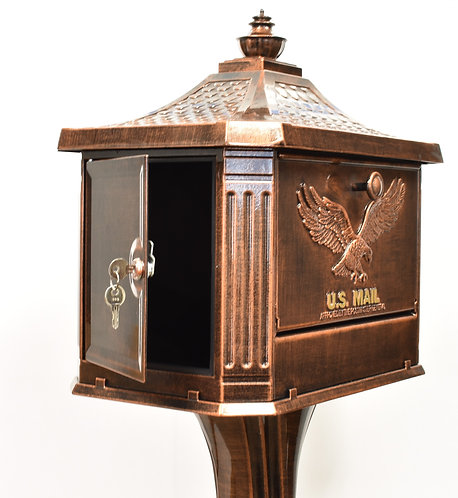 Eagle Locking Mailbox
