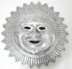 Sun with Face, Medium