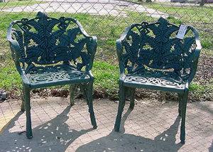Fern Chair   Price is Each