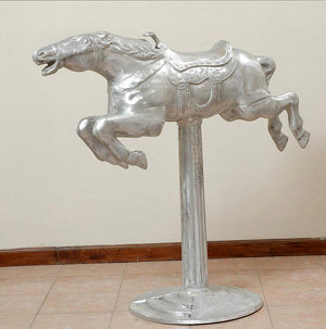 Carousel Pony Express # 9