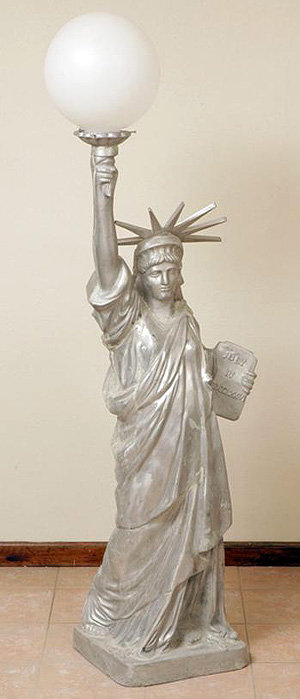 Statue of Liberty with Base
