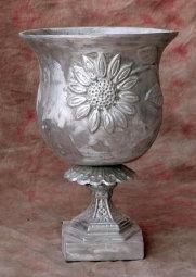 Sunflower Urn
