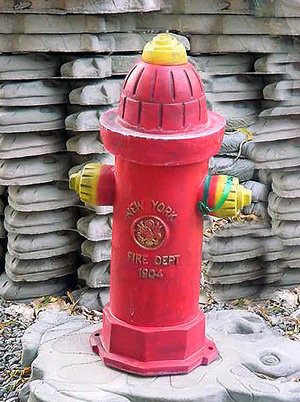 New York Fire Hydrant