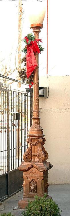 """Guadalajara Lamp, Single-H:9'3"""""""