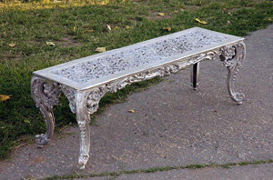 """Colonial Table, Large-H:16""""L:44.5"""""""