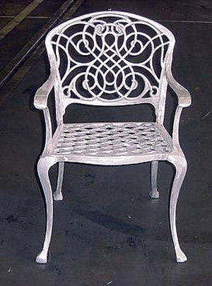 """French Chair-H:33""""L:21"""""""