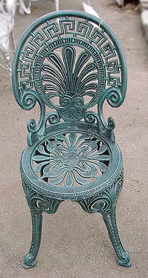 "Aztec Chair-H:32.5"""