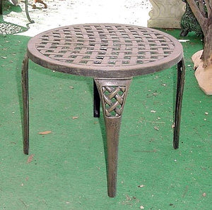 "Archweave Cocktail Table-H:18""D:20"""