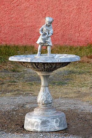 "Girl Fountain-H.54"""