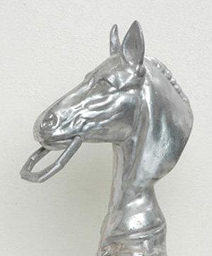 Tripel Crown Horse Head