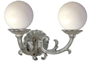 Vienna Sconce, Double