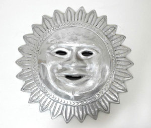 Sun with Face, Small