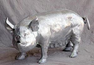Pregnant Pig