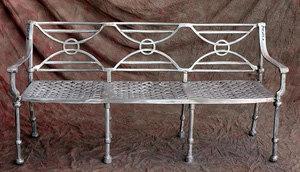 Mithos Bench 3 Seat