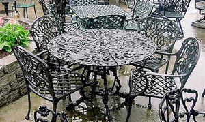 French Versailles Patio Set