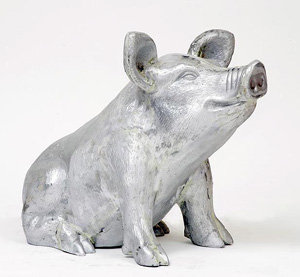 Small Sitted Pig