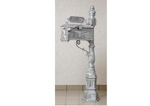 """Star Longhorn Mailbox-H:56"""""""