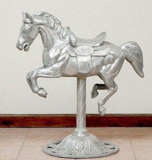 Mini Carousel Horse