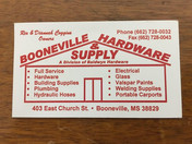 Booneville Hardware