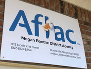 Aflac - Megan Boothe
