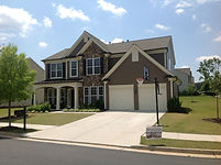 Residential Exterior Painting Color Ideas Atlanta Painting and Construction Free Estimates Remodeling Canton Roswell Woodstock Alpharetta Georgia