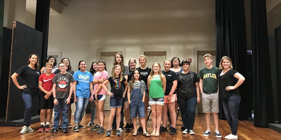 MS/HS Summer Theatre Workshop