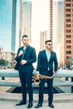 Los Angeles-Based Jazz Duo