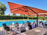 Restaurant beim Pool
