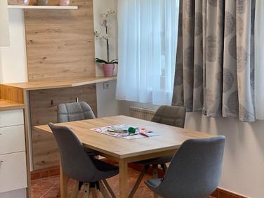 Appartement Essbereich