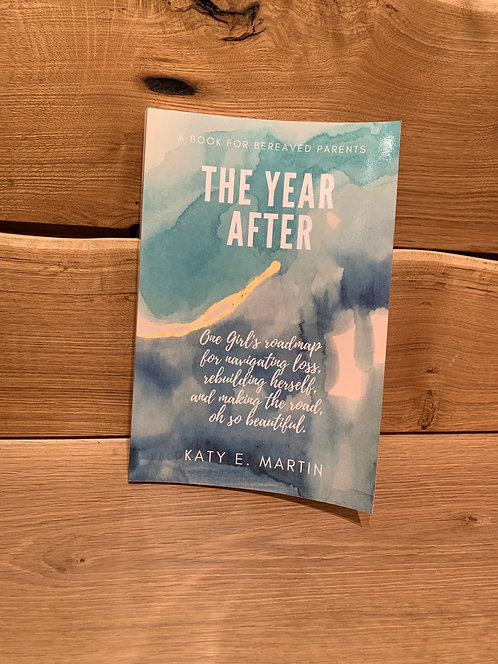 The Year After Book